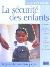 La securite des enfants - Intérieur - Format classique