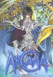 Vente livre :  Arcana T.2  - Lee So-Young