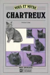 Vous Et Votre Chartreux - Couverture - Format classique
