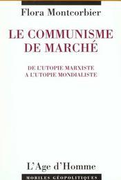 Le Communisme De Marche - Intérieur - Format classique