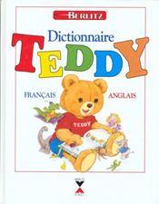Dictionnaire Teddy Francais Anglais - Intérieur - Format classique