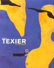 Richard Texier A La Villa Noailles - Couverture - Format classique