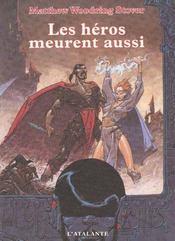 Les Heros Meurent Aussi - Intérieur - Format classique