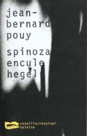 Spinoza Encule Hegel - Couverture - Format classique
