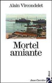 Mortel Amiante - Couverture - Format classique