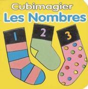 Cubimagier ; les nombres - Couverture - Format classique