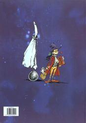 Sir Pyle t.2 ; mauvais souvenirs - 4ème de couverture - Format classique