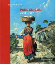Paul Guigou 1834-1871 - Couverture - Format classique