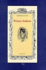 Le Prince Isidore - Couverture - Format classique
