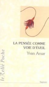 Pensee Comme Voie D'Eveil (La) - Couverture - Format classique