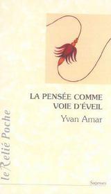 Pensee Comme Voie D'Eveil (La) - Intérieur - Format classique