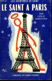 Le Saint A Paris. Les Aventures Du Saint N° 61. - Couverture - Format classique