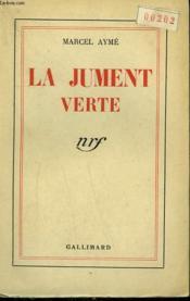 La Jument Verte. - Couverture - Format classique