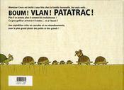 Incroyable croco ! - 4ème de couverture - Format classique