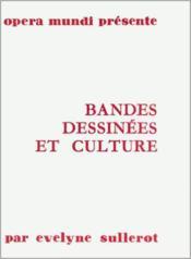 Bandes Dessinees Et Culture - Couverture - Format classique