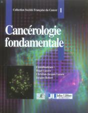 Cancerologie Fondamentale - Couverture - Format classique