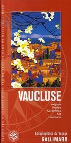 Vaucluse ; Avignon, Orange, Apt, Lourmarin, Carpentras - Intérieur - Format classique