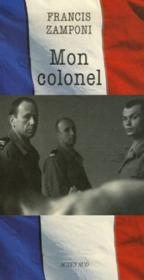 Mon colonel - Couverture - Format classique