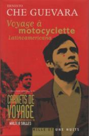 Voyage à motocyclette. latinoamericana - Couverture - Format classique