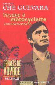 Voyage A Motocyclette ; Latinoamerican - Intérieur - Format classique