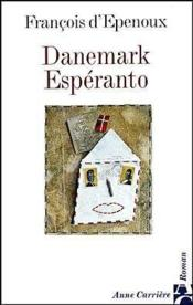 Danemark Esperanto - Couverture - Format classique