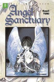 Angel sanctuary t.8 - Intérieur - Format classique