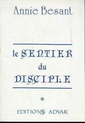 Le Sentier Du Disciple - Couverture - Format classique