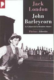 John Barleycorn ; le cabaret de la derniere chance - Intérieur - Format classique