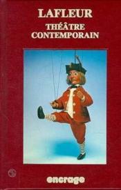 Lafleur/Theatre Contemp. - Couverture - Format classique