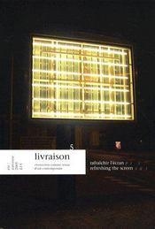 Livraison t.5 : rafraichir l'écran - Couverture - Format classique