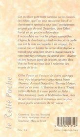 Manuel de l'anti-sagesse - 4ème de couverture - Format classique