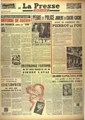 Presse Paysage (La) N°139 du 01/05/1948 - Couverture - Format classique