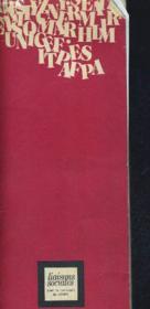 Liaisons Sociales Avec Le Concours Du Cnipe Sigles Economiques Et Sociaux. - Couverture - Format classique