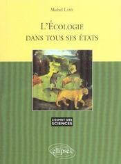 L'Ecologie Dans Tous Ses Etats No18 - Intérieur - Format classique
