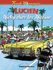 Lucien T.7 ; Ricky Chez Les Ricains - Intérieur - Format classique
