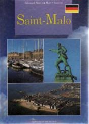 Saint-Malo - Couverture - Format classique