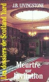Noces Mortelles A Aix En Provence - Intérieur - Format classique