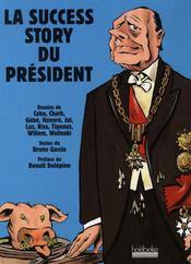 La success story du président - Intérieur - Format classique