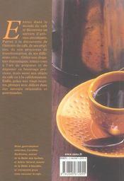 Le Cafe - 4ème de couverture - Format classique