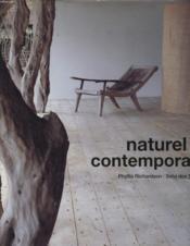 Naturel Et Contemporain - Couverture - Format classique