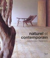 Naturel Et Contemporain - Intérieur - Format classique