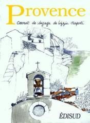 Provence ; carnet de voyage de Lizzie Napoli - Couverture - Format classique