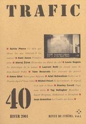 Trafic 40 - Intérieur - Format classique