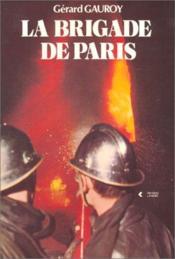 Brigade de Paris - Couverture - Format classique