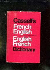 Cassell S New French English English French Dictionary. - Couverture - Format classique