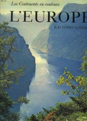 L'Europe - Couverture - Format classique