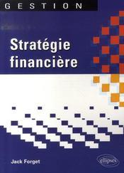 Stratégie financière - Intérieur - Format classique