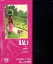 Bali - Couverture - Format classique