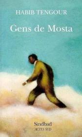 Gens de mosta - Couverture - Format classique
