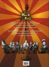 Crazy rock'n roll - 4ème de couverture - Format classique